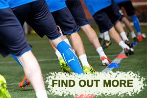 Find out more about our Team Fitness Sessions