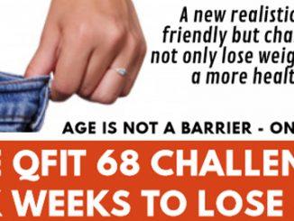QFit 68 Challenge