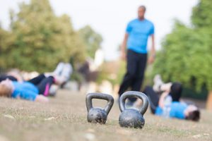 QFit Outdoor Bootcamp
