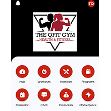 PTApp with the QFit Gym