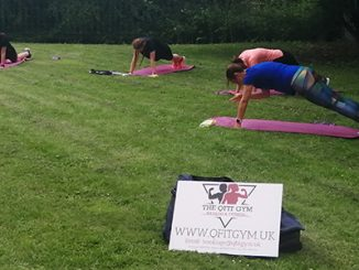 Outdoor Bootcamps