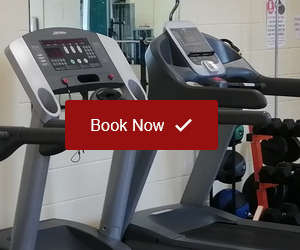Book now with the QFit Gym