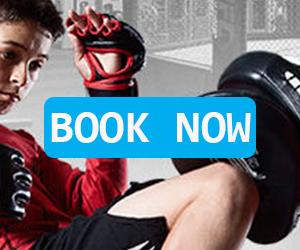 Junior Kickboxing - Book Now